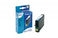 PELIKAN Tintenpatrone cyan zu Epson Stylus R265 9ml, T080240