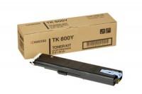 KYOCERA Toner-Kit yellow FS-C8008N 10'000 Seiten, TK-800Y