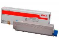 OKI Toner-Kit cyan 7300 Seiten (44844615)