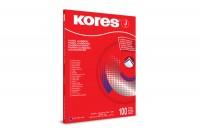 KORES Durchschreibpapier 1200 A4, KD78478, blauschreibend 100 Blatt