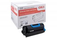 OKI Toner-Kartusche schwarz 18000 Seiten (45488802)
