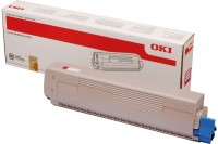 OKI Toner-Kit magenta 7300 Seiten (45862838)
