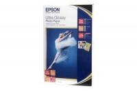 Epson Ultra Glossy Photopapier weiss 10 x 15 cm (C13S041926)