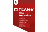 MCAFEE Total Protection 2018, MTP00GNR5, 5 Devices (Code in a box)