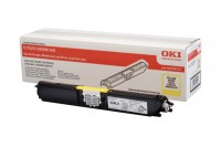 OKI Toner-Kit gelb High-Capacity 2500 Seiten (44250721)