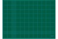 LION Schneidematte, CM-601G, grün  62x45cm