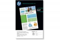 HP Profess. Paper matt 120g A4, Q6593A, InkJet, doppelseitig 200 Blatt