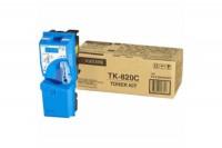 KYOCERA Toner-Kit cyan FS-C8100DN 7000 Seiten, TK-820C