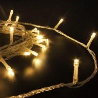 LED Lichterkette 10M 220V wasserdicht gelb