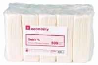 NEUTRAL Economy Servietten Quick, 992747, weiss 5000 Stück