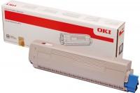 OKI Toner-Kit schwarz 7000 Seiten (45862840)