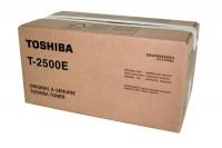TOSHIBA Toner schwarz E-Studio 20/25 2x500g, T-2500