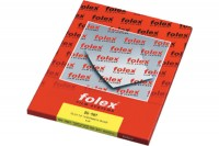 FOLEX Schreibfolie OHP A4, 25705440, 100my 100 Blatt