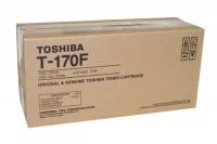 Toshiba Toner-Kit schwarz 6000 Seiten (6A000000312, T-170 T-170F ZT-170)