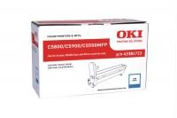 OKI Fotoleitertrommel cyan 20000 Seiten (43381723)