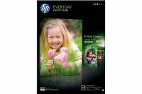 HP Everyday Photo Paper A4, Q2510A, InkJet glossy 200g 100 Blatt