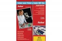 FOLEX Laserfolie BG-72 A4, 29720.125, 50 Folien