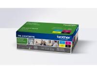 BROTHER Toner Multipack CMYK HL-L3210CW 1000 Seiten