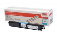OKI Toner-Kit cyan 1500 Seiten (44250719)