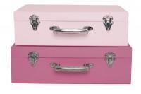 JABADABADO Koffer Set pink, A3200