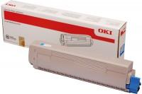 OKI Toner-Kit cyan 7300 Seiten (45862839)