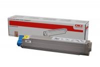OKI Toner-Kit gelb 15000 Seiten (44036021)