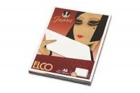 ELCO Schreibbkarte Velin A6, 71316.1, weiss,280g 20 Stück
