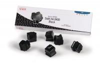 XEROX Color Stix schwarz Phaser 8400 6 Stück, 108R00608