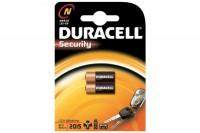 DURACELL Batterien Security 1,5V, LR1/KN/MN, Alkali  2 Stück