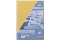 ARTOZ Couverts 1001 C7, 107134182, 100g, gelb 5 Stück