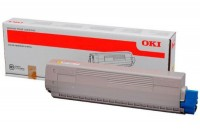 OKI Toner-Kit gelb 10000 Seiten (44844505)