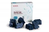 XEROX Color Stix cyan Phaser 8860 6 Stück, 108R00746