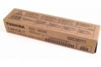 Toshiba Toner-Kit gelb 10000 Seiten (6AG00000843, T-281CEY)