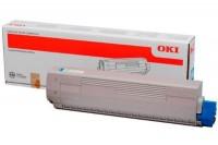 OKI Toner-Kit cyan 10000 Seiten (44844507)