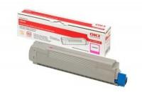 OKI Toner-Kit magenta 6000 Seiten (43487710)