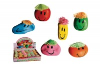ROOST Anti-Stress-Ball 8 cm 6 assortiert, 10015555