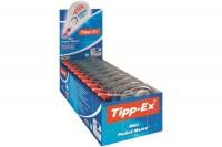 TIPP-EX Mini Pocket Mouse, 932564, Korrekturroller 5mmx6m