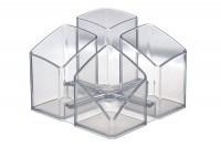 HAN Stifteköcher Scala, 217450-23, glasklar