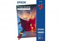 Epson Photo Quality Ink Jet Paper DIN A4 100 Seiten weiss 100 Blatt DIN A4 (C13S041061)