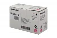 SHARP Toner magenta MX-C301W 6000 Seiten, MX-C30GTM
