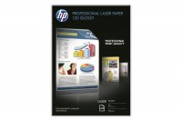 Hewlett Packard Papier Glõnzend weiss DIN A4 (CG964A)