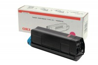 OKI Toner-Kit magenta High-Capacity 5000 Seiten (42127406, TYPE-C6)