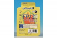 Olivetti Tintenpatrone schwarz (84431, FPJ-20)