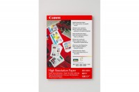 CANON Papier High Resolution A3, HR101NA3, InkJet 110g 100 Blatt