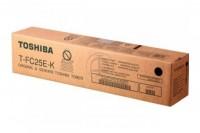 Toshiba Toner-Kit schwarz 34200 Seiten (6AJ00000075, T-FC25EK)