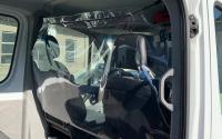 Taxiglas XL PREMIUM Trennschutz