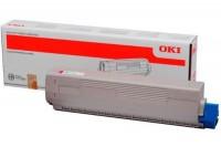 OKI Toner-Kit magenta 10000 Seiten (44844506)