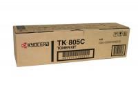 KYOCERA Toner cyan KM-C 850 10'000 Seiten, TK-805C