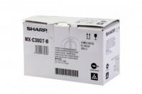 SHARP Toner schwarz MX-C301W 6000 Seiten, MX-C30GTB