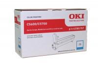 OKI Fotoleitertrommel cyan 20000 Seiten (43381707)